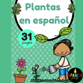 Plantas en español (Plants in Spanish)