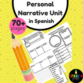 Personal Narrative in Spanish (Narrativa personal)