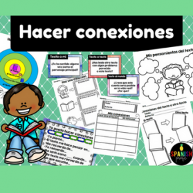 Hacer conexiones (Making connections in Spanish)